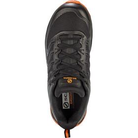 Scarpa Rush Zapatillas Hombre, negro/naranja